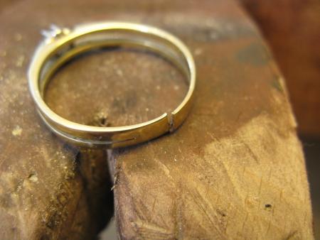 Hoe een ring dragen